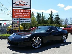 2008 Chevrolet Corvette TARGA COUPE