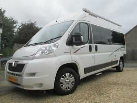 Auto Sleeper WARWICK DUO, TWO BERTH, REAR LOUNGE MOTORHOME FOR SALE
