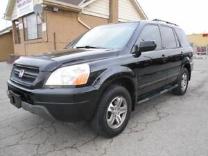"2003 HONDA Pilot EX-L 7Pass AWD Loaded Leather ""AS IS"" Special"