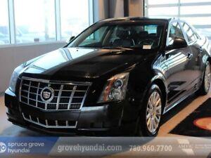 2012 Cadillac CTS Sedan CTS4; AWD, LEATHER, HEATED SEATS, SUNROO