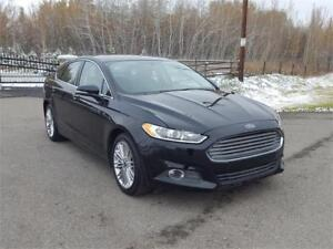 2016 Ford Fusion SE Leather,Sunroof,Navigation,Luxury Package