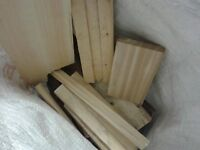 dry kindling available