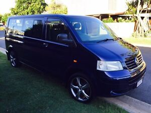 Volkswagen T5 Transporter 9 Seater Auto T/Diesel Family Wagon Casuarina Tweed Heads Area Preview