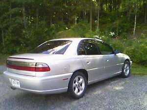 1999 Cadillac Catera Berline