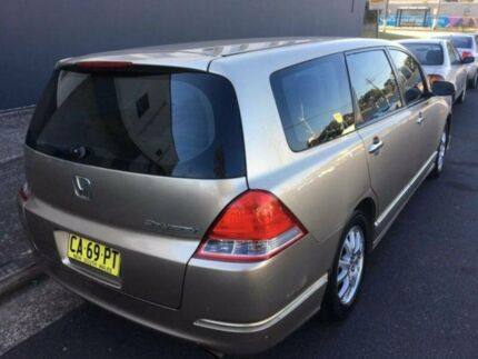 2004 Honda Odyssey 20 Luxury 5 Speed Sequential Auto Wagon
