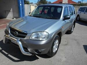 2006 Mazda Tribute MY06 V6 Luxury Silver 4 Speed Automatic Wagon Christies Beach Morphett Vale Area Preview