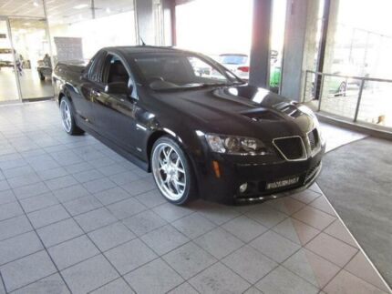 2009 Holden Commodore VE MY09.5 SS-V Black 6 Speed Manual Utility Thornleigh Hornsby Area Preview