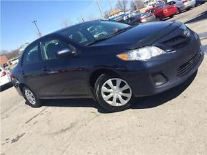 2011 Toyota Corolla CE AIR CLIMATISE 78,000KM