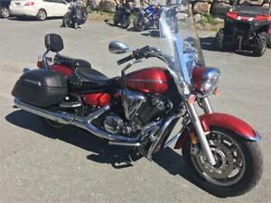2009 Yamaha V-Star 1300 Tour