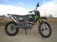250cc Apollo Dirt bike. OFFROAD MOTORSPORTS
