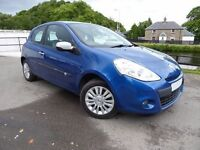 Renault Clio i-Music 16v, 3 Door, 1 Owner,Ideal First Car, Cheap Insurance, Low Tax, Immaculate Car!