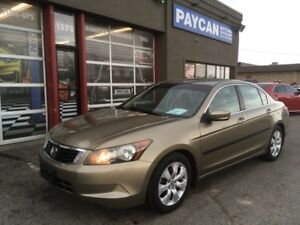2008 Honda Accord Sdn EX-L | FINANCING AVAILABLE FOR THIS CAR!!!