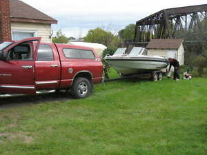 WE CAN MOVE YOUR TRAILER, BOAT, CAR, EQUIPMENT Peterborough Peterborough Area image 3