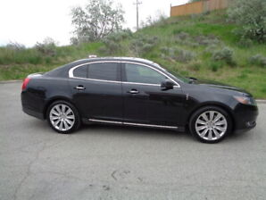 LINCOLN MKS GT TWIN TURBO