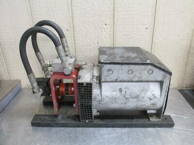 Sun Hydraulics Bac 8iv7 Portable Hydraulic Powered Generator 115 Volt 1 Ph
