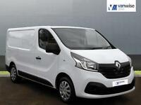 2015 Renault Trafic SL27 BUSINESS PLUS ENERGY DCI S/R P/V Diesel white Manual