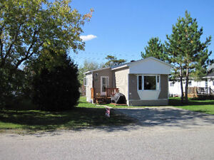 Mobile home for sale ( negotiable )