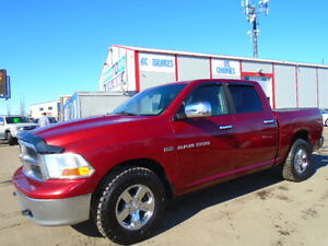 2011 Dodge Power Ram 1500 SLT SPORT 4X4-ONE OWNER 5.7L V8 HEMI-
