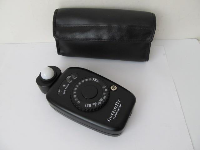 Interfit Flash Meter  ****