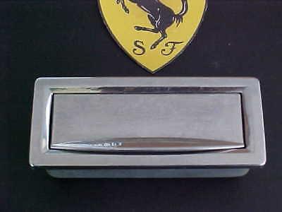 Ferrari Flip Top Ashtray_Maserati_Vintage_OEM