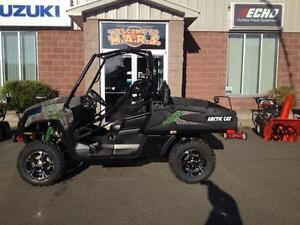 2016 Arctic Cat 700 HDX Prowler Hunter Edition