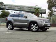 2012 Jeep Grand Cherokee WK MY2012 Limited Grey 5 Speed Sports Automatic Wagon Kalamunda Kalamunda Area Preview