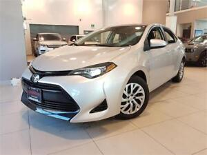 2017 Toyota Corolla LE-AUTO-CAMERA-HEATED SEATS-ONLY 59KM