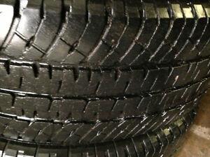 4 Truck Tires LT275/70/18 Michelin LTX load E Kitchener / Waterloo Kitchener Area image 5