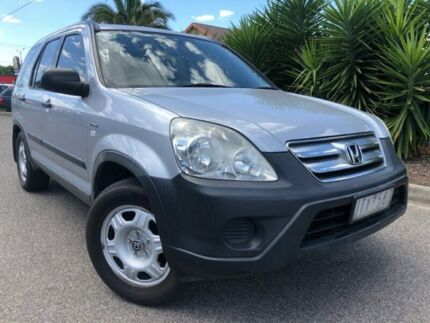 2004 Honda CR-V MY04 (4x4) Silver 4 Speed Automatic Wagon Hoppers Crossing Wyndham Area Preview