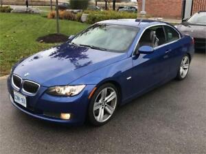 2008 BMW 335i RWD $13995 Hardtop Convertible