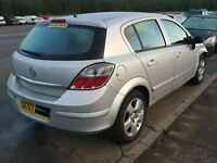 Vauxhall Astra H 1.4 16v Twinport 2007 For Breaking