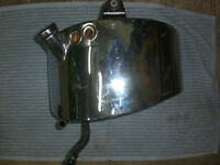 2000 to 2013 Harley Softail Oil Bag / Oil Tank / Battery Box