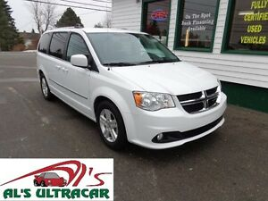 2016 Dodge Grand Caravan Crew Plus only $212 bi-weekly!