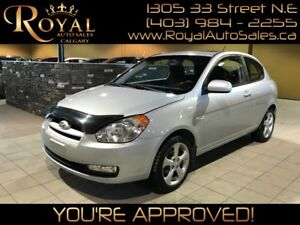 2011 Hyundai Accent L Sport w/ SUNROOF, PIONEER AUDIO SYSTEM