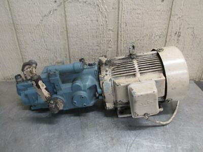 Daikin Vd4-15a1r-95 Hydraulic Piston Pump Ds-14p-20-s2 Vane Pump 5.83 Gpm 7.13