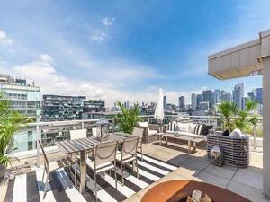 Luxury Penthouse Living- 1,757 Sf + 678 Terrace!
