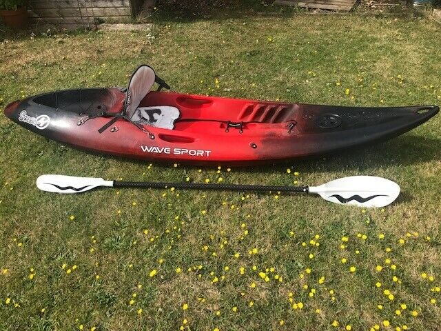 Wavesport Scooter (formerly Perception) Kayak with extras | in  Christchurch, Dorset | Gumtree
