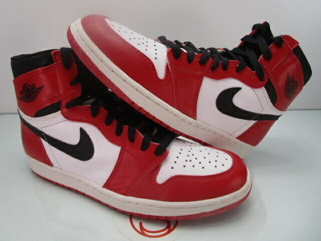 DS 1994 Nike Air Jordan I 1 Retro CHICAGO 10.5