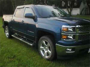 2015 Chevrolet Silverado 1500	LT 4X4 Loaded