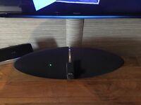Bowers & Wilkins Zeppelin Ipod/TV speaker dock see description