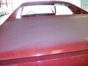 1972 PYLMOUTH DUSTER PROJECT CAR