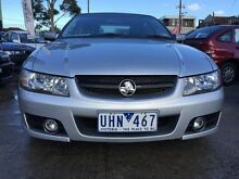 2006 Holden Commodore VZ MY06 SVZ Platinum Silver 4 Speed Automatic Sedan Preston Darebin Area Preview