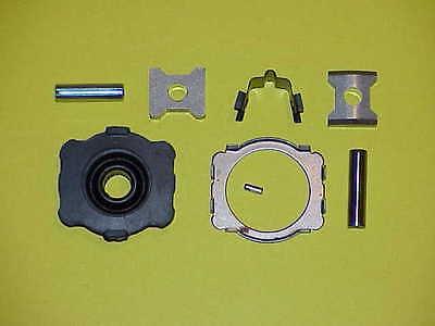 1966 67 68 69 70 71 72 73 74-78 BLACK 8pc MoPar Steering Pot Kit Cuda GT Charger