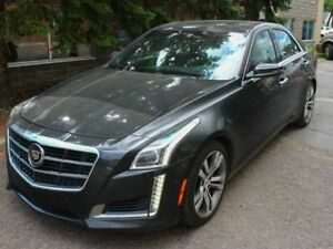 2014 Cadillac CTS V-SPORT RARE LOADED TWIN TURBO FINANCE AVAILAB