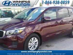 2017 Kia Sedona LX Heated Seats Backup Camera No Accidents
