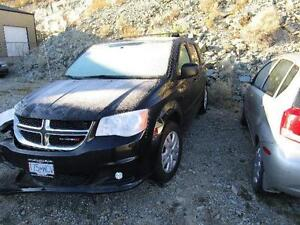 2014 Dodge Grand Caravan Parts or Whole Car