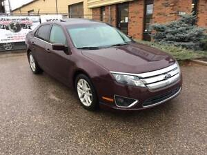2012 Ford Fusion SEL AWD Warranty Sunroof NO PST, PRICE REDUCED!