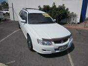 2005 Holden Commodore VZ Acclaim White 4 Speed Automatic Wagon Buderim Maroochydore Area Preview
