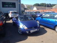 Ford StreetKA Convertible, Long MOT, Great Condition, Trade-in to Clear