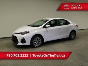 2019 Toyota Corolla SE CVT; A/C, HEATED SEATS, SAFETY SENSE, BAC